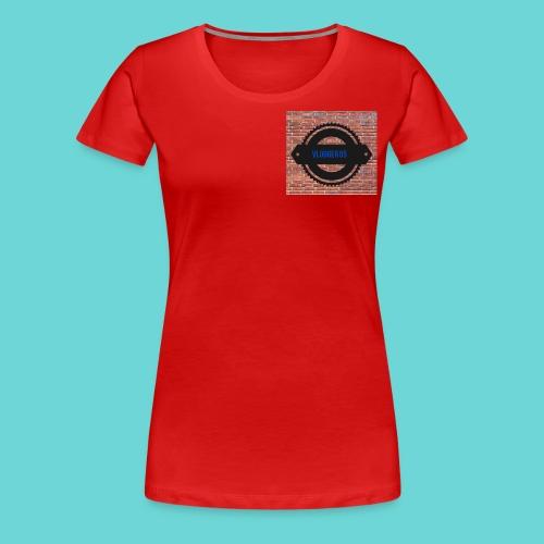 Brick t-shirt - Women's Premium T-Shirt