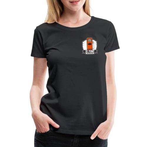 Nieuw Logo Design - Vrouwen Premium T-shirt