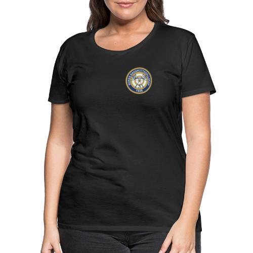 BBS logo - Premium-T-shirt dam