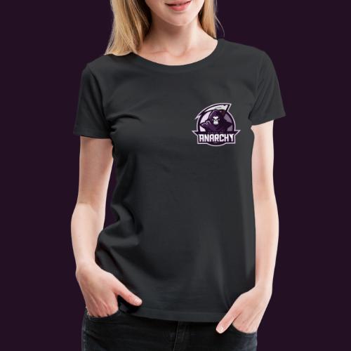 Death of Anarchy - Women's Premium T-Shirt