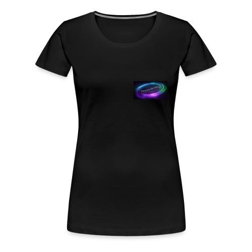Small Chest logo - Women's Premium T-Shirt