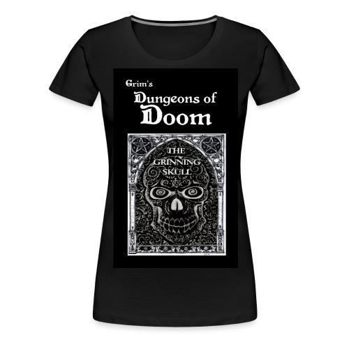 grims2 jpg - Women's Premium T-Shirt