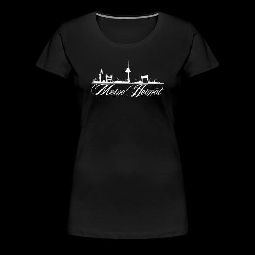 meineheimat - Frauen Premium T-Shirt
