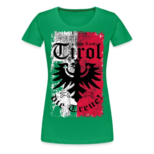 Tirol - Frauen Premium T-Shirt