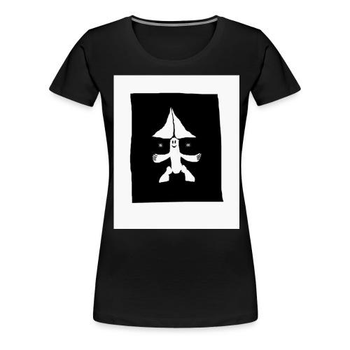 Wechselbild - Frauen Premium T-Shirt