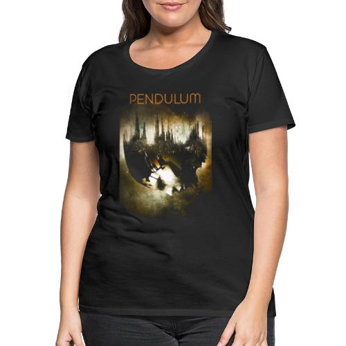 Pendulum Cover - Women's Premium T-Shirt