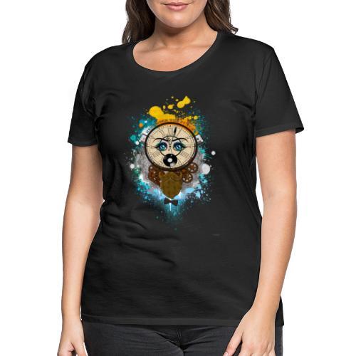 Remember the future : souviens-toi du futur. - T-shirt Premium Femme