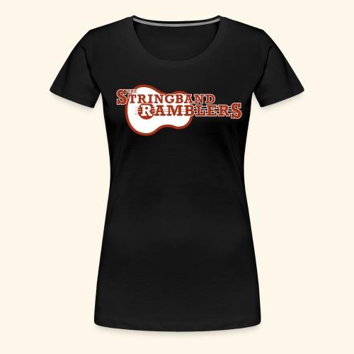 Stringband Ramblers Official Logo - Frauen Premium T-Shirt