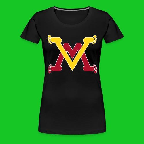 Man en vrouw. - Vrouwen Premium T-shirt