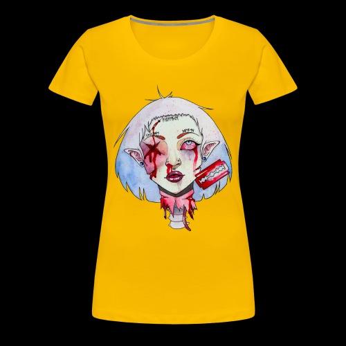 Violence - T-shirt Premium Femme