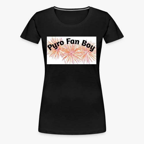 Pyro Fan Shop - Frauen Premium T-Shirt