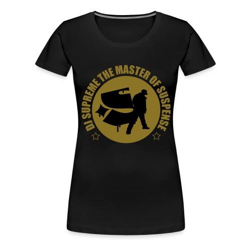 Master of Suspense T - Women's Premium T-Shirt