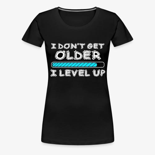 Funny Gaming - Frauen Premium T-Shirt