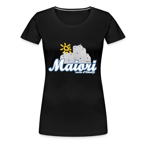 maiori - Maglietta Premium da donna