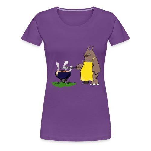 BRAS BECUE T SHIRT HOMME + - T-shirt Premium Femme