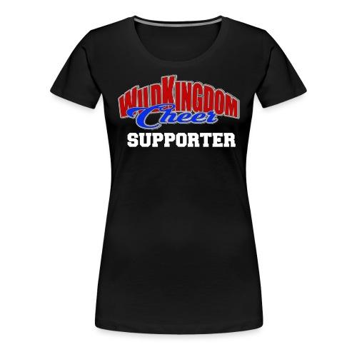 WKC Supporter - Premium-T-shirt dam