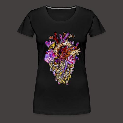 Le Coeur de Cristal Creepy - T-shirt Premium Femme