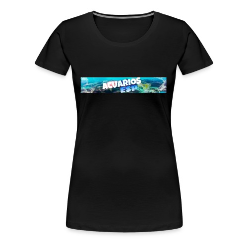 Acuarios Esp - Camiseta premium mujer
