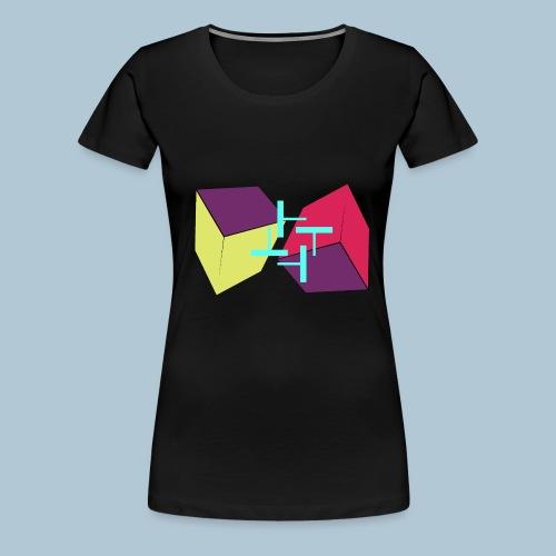 formen png - Frauen Premium T-Shirt