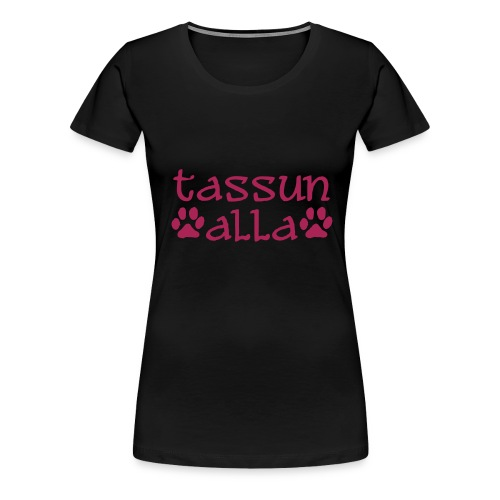 tassunalla3 - Naisten premium t-paita