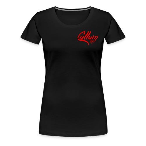 Callum Tee 2 png - Women's Premium T-Shirt