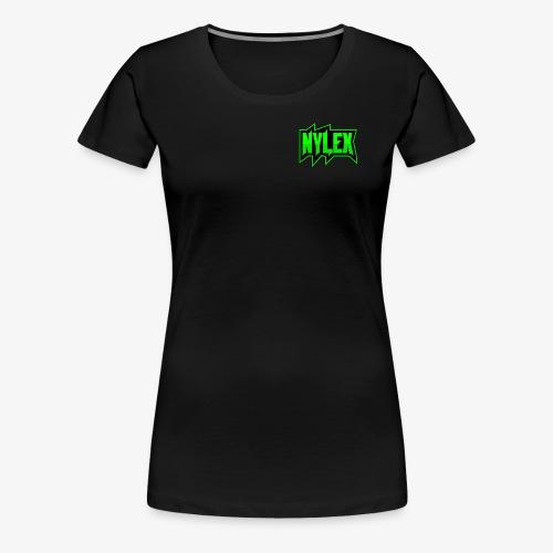 Team Nylex Logo - Frauen Premium T-Shirt