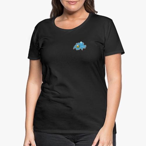 GeoBeer Logo - Frauen Premium T-Shirt