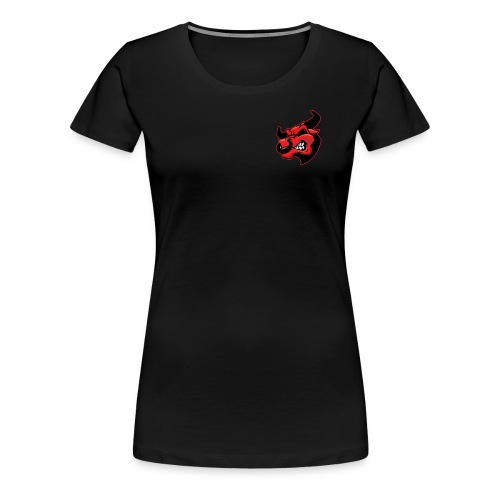 BullzModeLogo - Maglietta Premium da donna