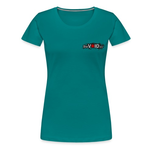 The Void logo - Women's Premium T-Shirt