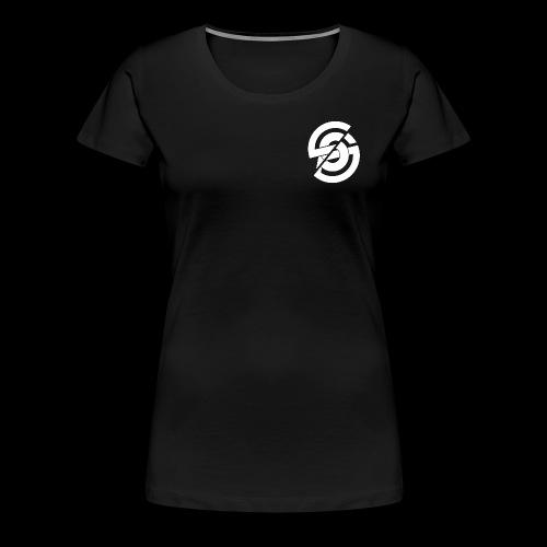 Spinplex Cutting Edge - Frauen Premium T-Shirt
