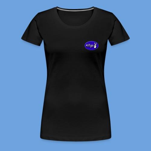 alfgo2 damen-shirt - Frauen Premium T-Shirt