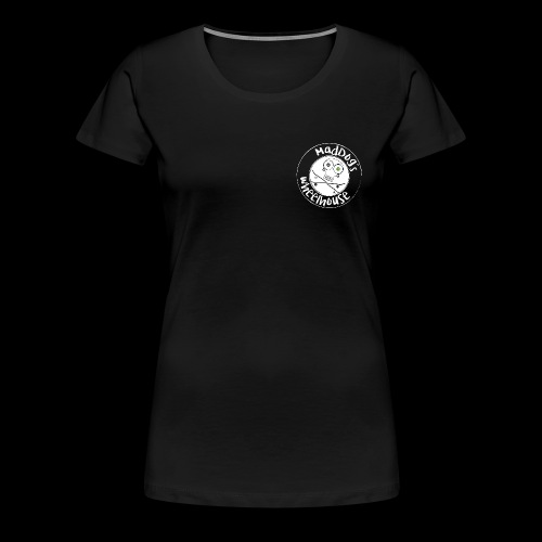 madDogs wheelhouse - Frauen Premium T-Shirt