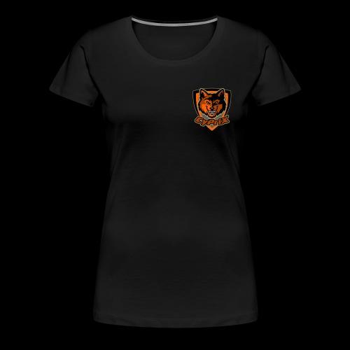 CyPriX Logo - Dame premium T-shirt