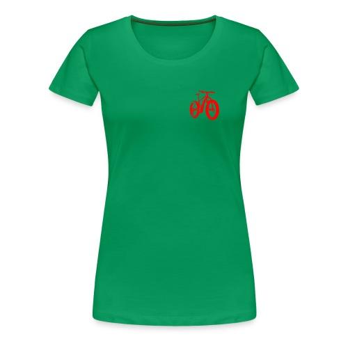 Fatbike - Women's Premium T-Shirt
