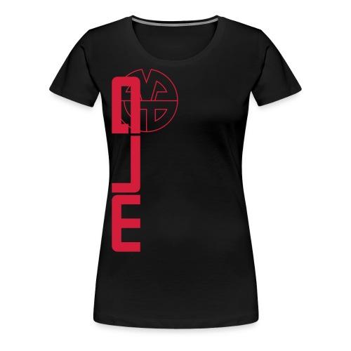 mld tech rz 2013 - Frauen Premium T-Shirt