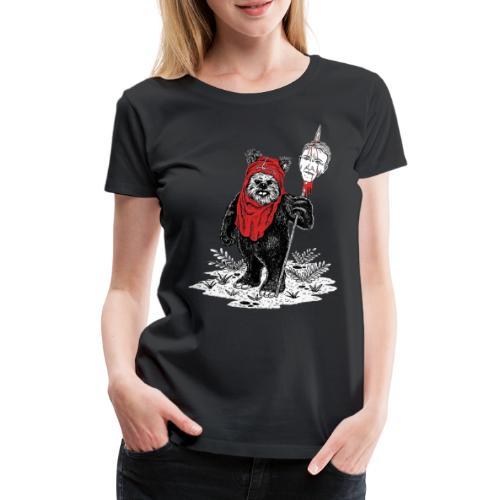Weg mit Dreck - Frauen Premium T-Shirt