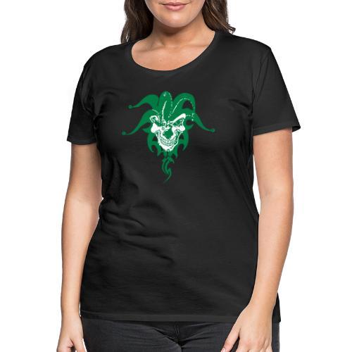 DarknessParty Jester - Frauen Premium T-Shirt