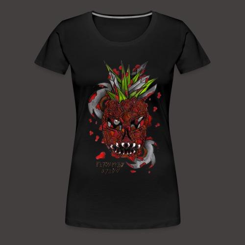 PEEN APPLE KNIFE - T-shirt Premium Femme