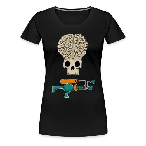 Extraterrestre - T-shirt Premium Femme