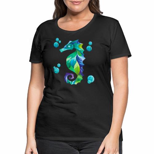 Seahorse - Camiseta premium mujer
