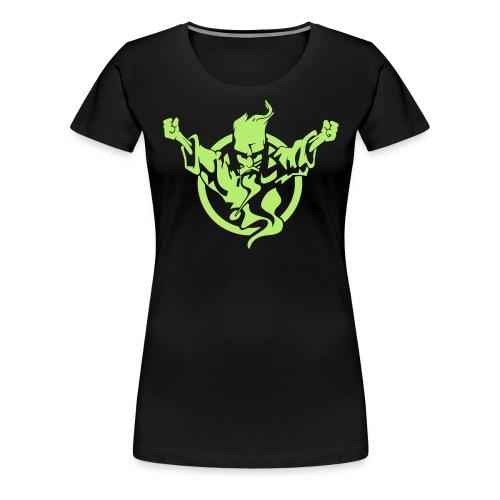 idt négatif final - T-shirt Premium Femme