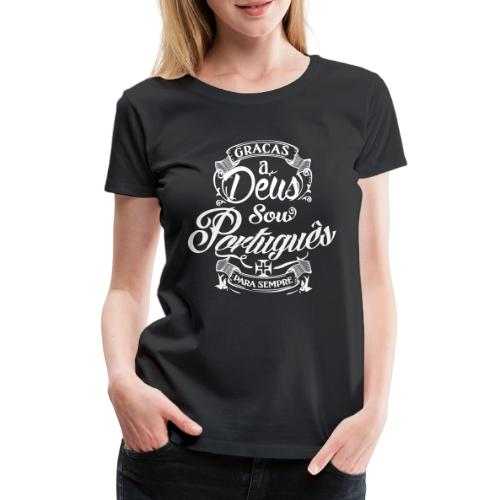 Patrie - T-shirt Premium Femme
