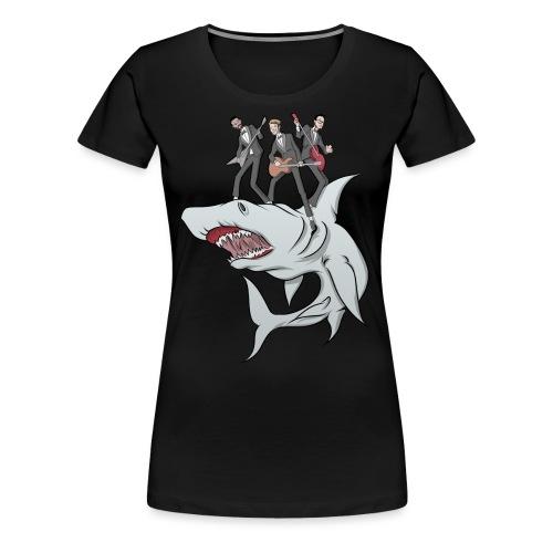 Shark Attack - Women's Premium T-Shirt