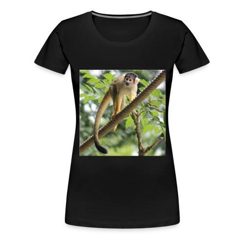 totenkopfaeffchen - Frauen Premium T-Shirt