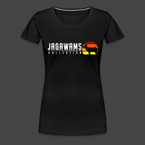 Jagawams Kollektion 1 - Frauen Premium T-Shirt