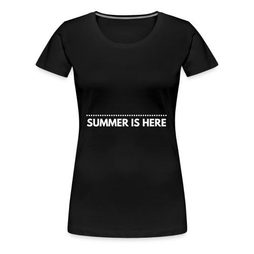 Meer Urlaub Nordsee Wasser Strand Geschenk 16 - Frauen Premium T-Shirt