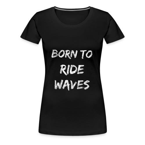 Meer Urlaub Nordsee Wasser Strand Geschenk 18 - Frauen Premium T-Shirt