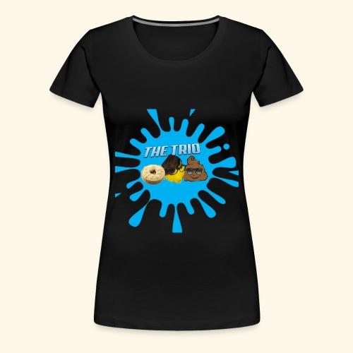 Official The Trio merchandise - Women's Premium T-Shirt