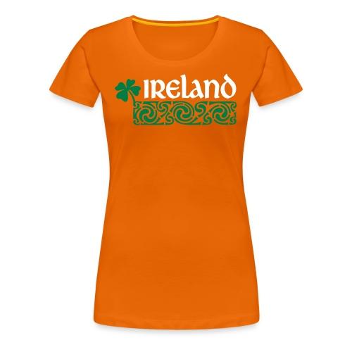 Ireland - Vrouwen Premium T-shirt