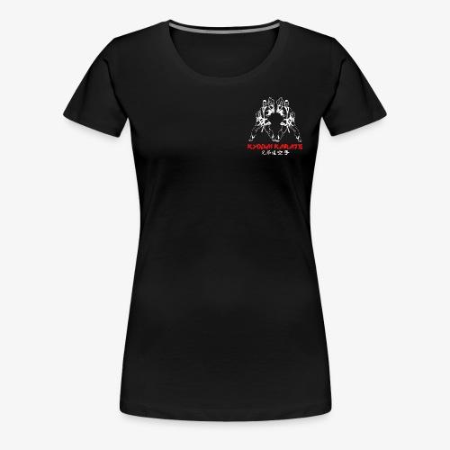 kydai club badge on Black - Women's Premium T-Shirt